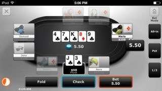 party poker mobile2