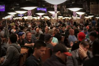 WSOP Main Event Day 1B2