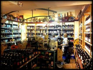 beer shop in Amsterdam
