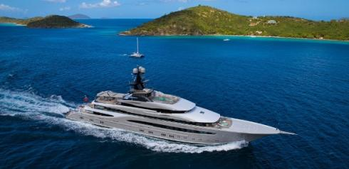 kismet luxury yacht