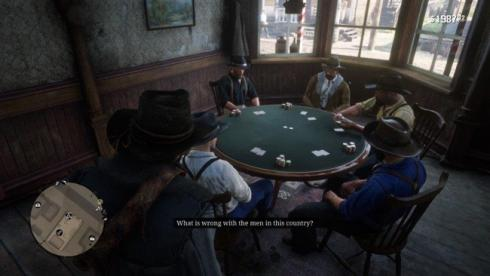 poker cheat red dead redemption