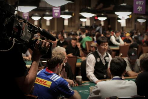 WSOP Main Event day 1a