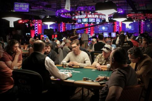 WSOP Main event2