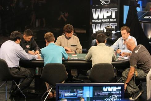 the final table 6741