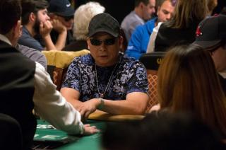 2016 WSOP Johnny Chan