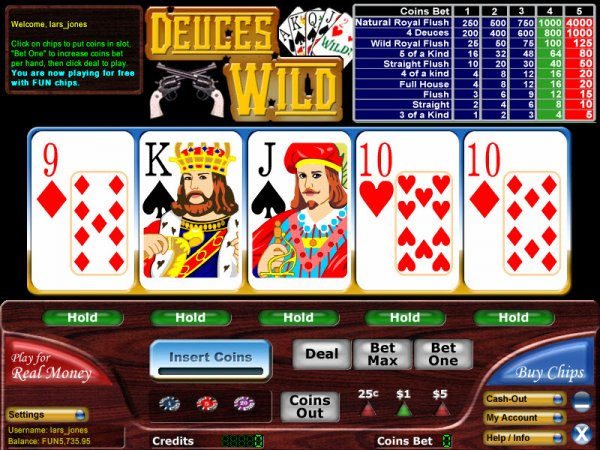 Casino video poker free games best microgaming online casinos