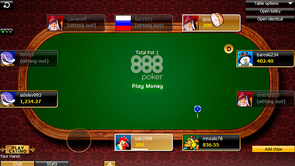 Play free poker no download first casino on the strip