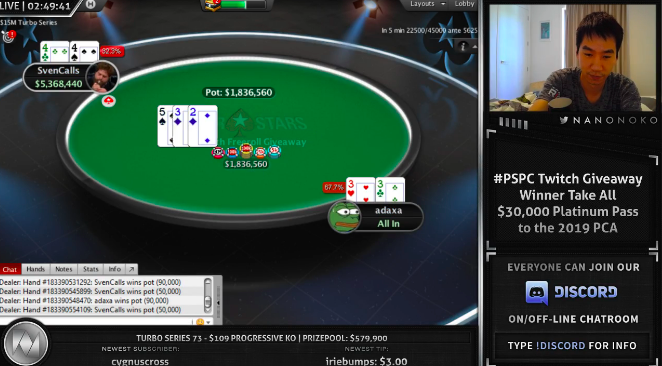 Poker Live Streams | Live Poker Streams from Twitch