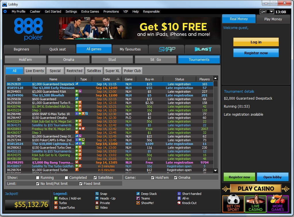 888 poker affiliation pc portable pas cher geant casino