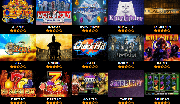 Online slots real money ipad