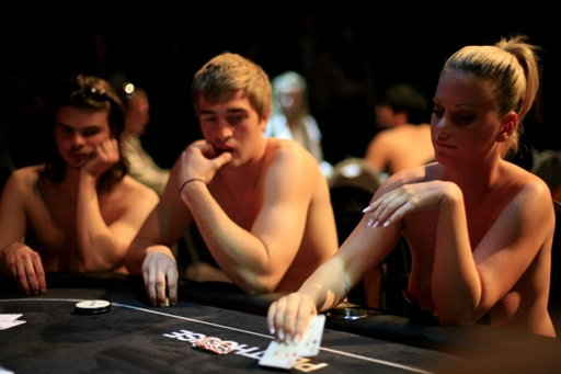 Poker and married wife sex