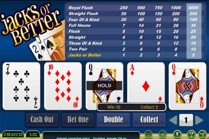 5 card draw poker machine in a gambling game a person draws a single card