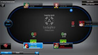 Lucky Ace Poker Table
