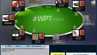 WPT Poker Table