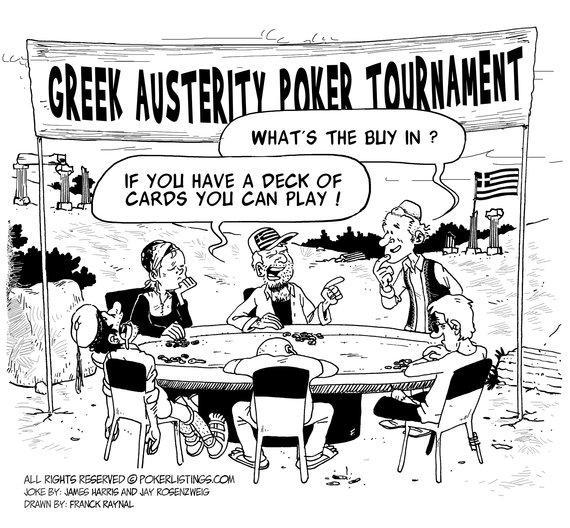 Greek Austerity   Poker Tournament