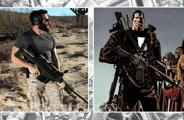 Bilzerian Punisher