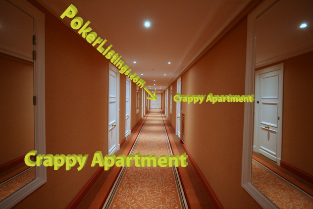 Cannes Apartment Hall 3