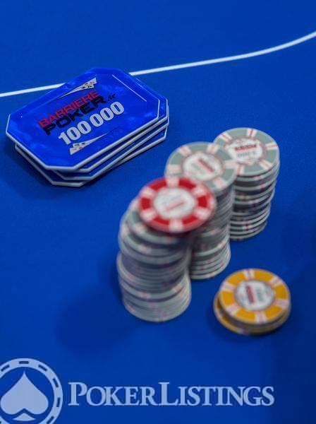 Simple poker tournament strategy