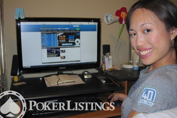 Courtney Gee Poker Blog
