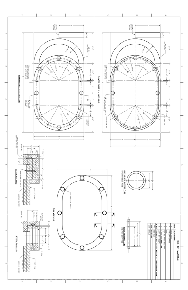 poker table blueprints