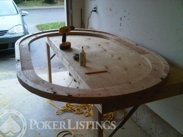 Exceptionnel DIYpokertable13