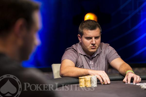Darko Stojanovic2013 WSOP EuropeEV035K Mixed MaxFinal TableGiron8JG0615