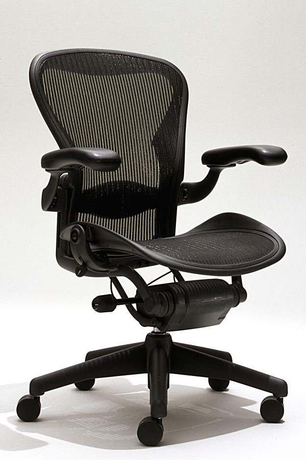 Which chair do you use Peripherals Linus Tech Tips – Herman Miller Aeron Task Chair