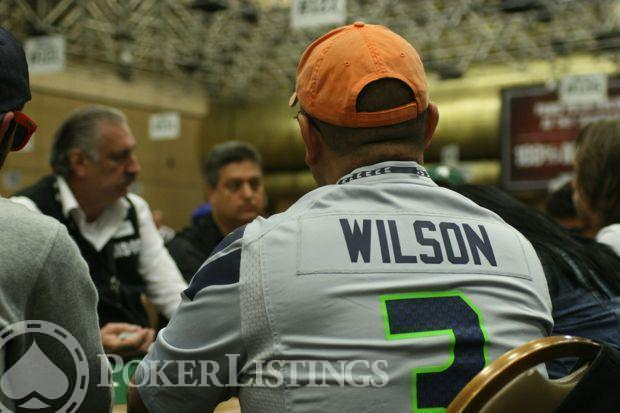 Seattle Seahawks Wilson Jersey