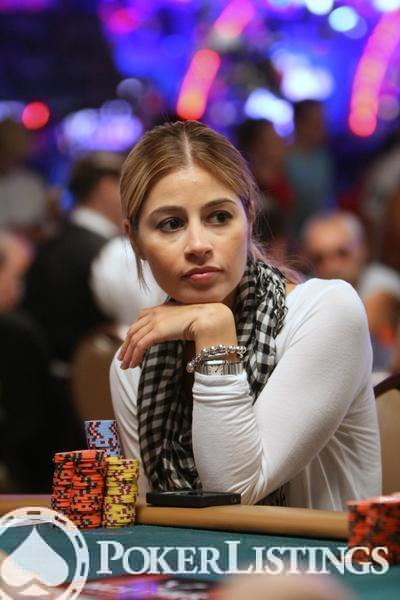 The 2011 WSOP's first couple
