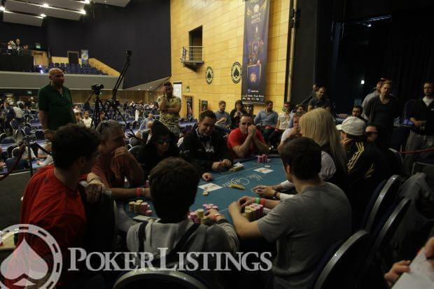 Battle of Malta 2014 Final Table