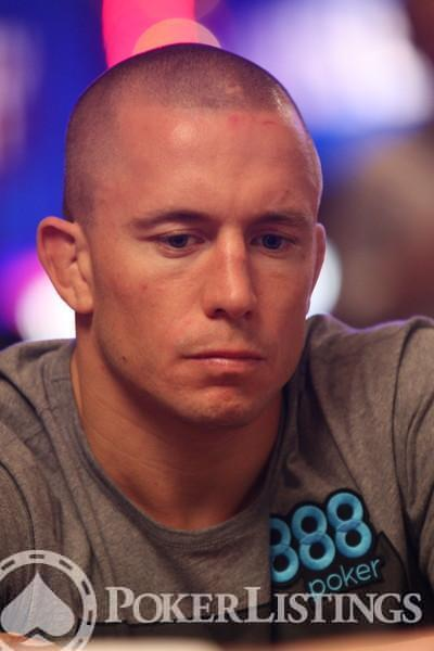George St-Pierre