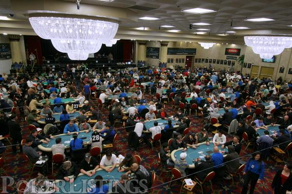 commerce casino los angeles poker classic