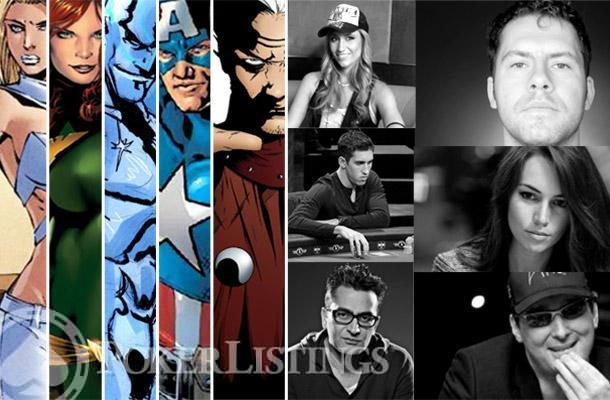 MARVEL POKER SUPER HEROES