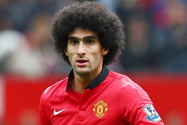 Maouane Fellaini