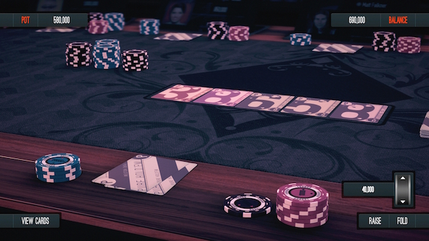 Pure Holdem poker