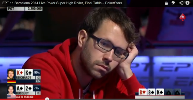 Texas holdem terms donkey