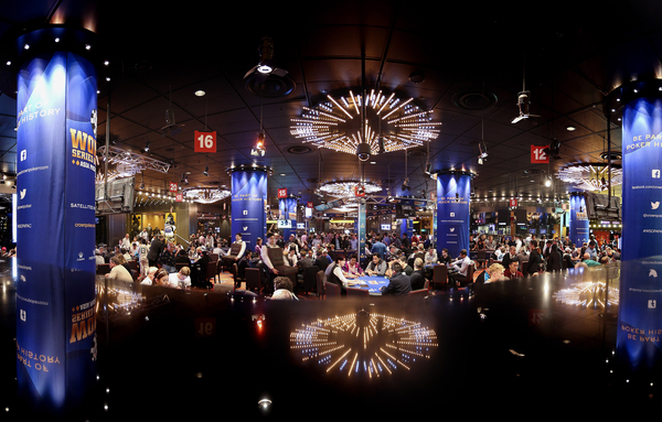 Crown Poker Melbourne