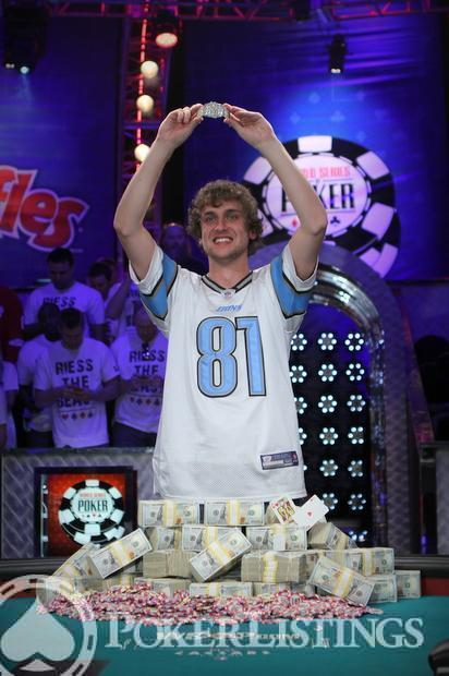 Ryan Riess Wins 2013 WSOP Main