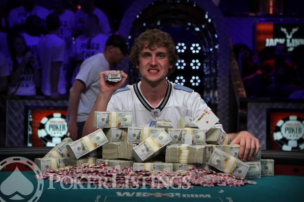 Ryan Riess Wins 2013 WSOP Main Event 20