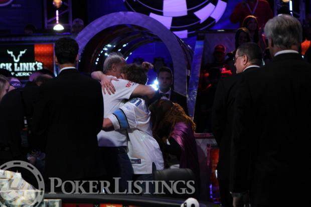 Ryan Riess Wins 2013 WSOP Main Event 8