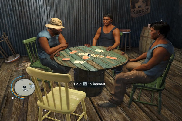 Poker games for s3