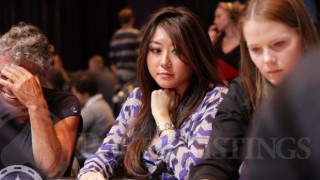 Maria Ho poker tournaments