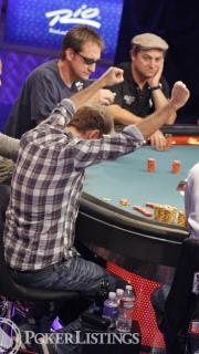 Daniel Negreanu Doubles Thru William Katona