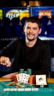Elie Payan WSOP Winner