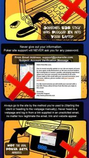 online security infographic