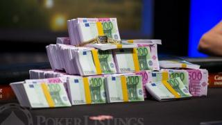 Bracelet Cash2013 WSOP EuropeEV0725K NLH High RollerFinal TableGiron8JG3692