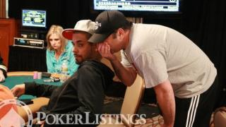 David Williams and Mike Matusow