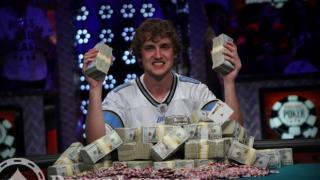Ryan Riess Beats Jay Farber, Wins 2013 WSOP Main Event