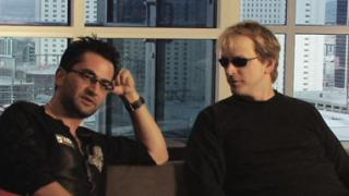 An Interview with Antonio Esfandiari and Phil Laak - 2008 WSOP