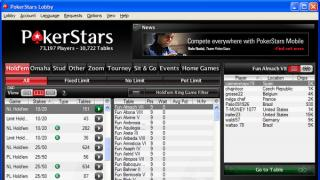 combonet pokerstars